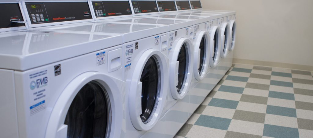 Maintaining an Efficient Laundry Room